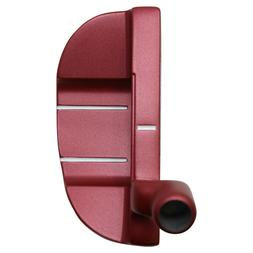 Bionik 105 Red Golf Putter Right Handed Semi Mallet Style 33