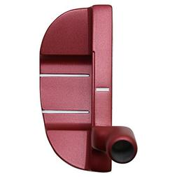 Bionik 105 Red Golf Putter Right Handed Semi Mallet Style wi