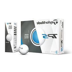 New 2017 TaylorMade TP5 Golf Balls 1 Dozen