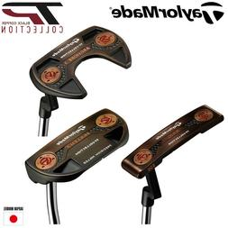 2018 TAYLORMADE GOLF JAPAN TP COLLECTION BLACK COPPER PUTTER
