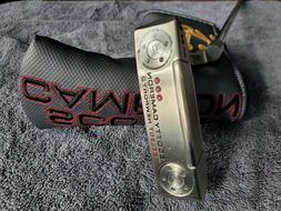 Scotty Cameron 2018 Select Newport 2 35'' RH putter w/headco