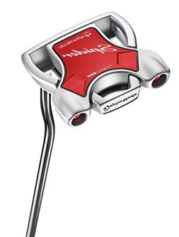 TaylorMade 2018 Spider Tour Diamond Silver Putter
