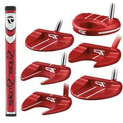 2018 TaylorMade TP Red Collection Putter W/SuperStroke Grip