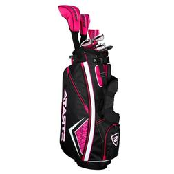 Callaway 2019* Strata Women 11-Piece Complete Golf Set - Rig