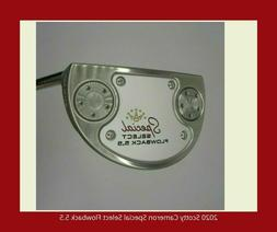 Scotty Cameron 2020 Special Select Flowback 5.5 - Right Hand
