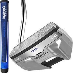 Cleveland Golf 2135 Satin Rho Oversized Grip Putter, 35 Inch