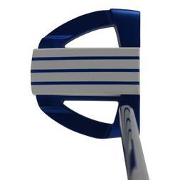 701 blue golf putter rh mallet style