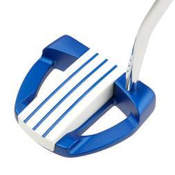 701 blue mallet golf putter 360g right
