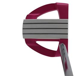 Bionik 701 Pink Golf Putter Right Handed Mallet Style with A