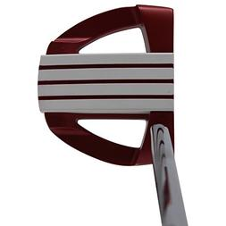 Bionik 701 Red Golf Putter Right Handed Mallet Style with Al