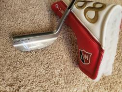 Wilson Staff 8802 Putter Brand New Beautiful Classic Masterp