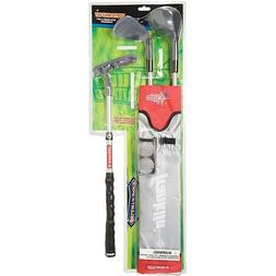 Franklin Sports Kids Golf Club Set - 3 Plastic Golf Clubs, G