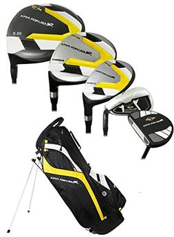 Ray Cook Golf- 2015 Silver Ray Complete Set With Bag Graph/S