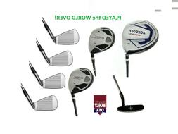 ALL SIZES! AGXGOLF Men's Executive Golf Set Driver+FW Wood+H