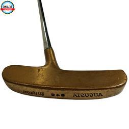 Wilson Augusta 345 2-Way Blade Putter / RH or LH / Steel / ~