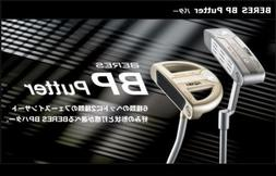 BERES BP Putter BP-2002 Chrome-plated finish from japan