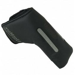 SeeMore New Black/Grey Blade Golf Putter Headcover