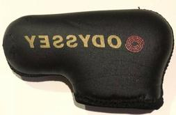 **Odyssey Blade Leather Putter Cover, never been used, RARE,