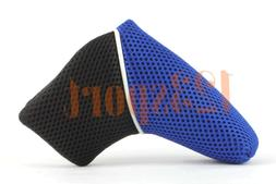 Blue Black Neoprene Golf Putter Cover For Scotty Cameron Cal