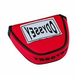 ODYSSEY BOXING GLOVE MALLET PUTTER HEAD COVER HEADCOVER - MA