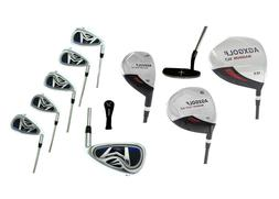 AGXGOLF BOYS LEFT HAND TEEN MAGNUM COMPLETE GOLF CLUB SET wD