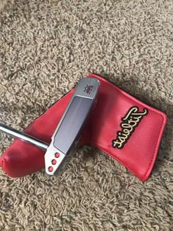 "Brand New 2018 Scotty Cameron Select Squareback - 34"" Putter"