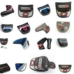 Brand New Odyssey Putter Cover Mallet/Blade/2-Ball O-Works/M