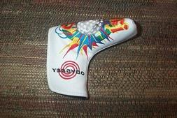 BRAND NEW Odyssey Send It Home Jerome  Blade  Putter Cover