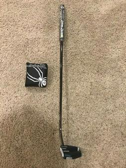 """BRAND NEW TaylorMade Spider S Navy 34"""" Putter"""