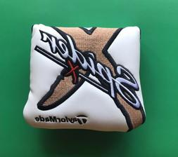 BRAND NEW** Taylormade Spider X Mallet Putter Head Cover