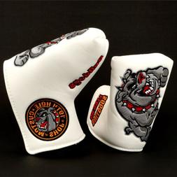 Bulldog Midsize Mallet Putter Headcover for Scotty Cameron T