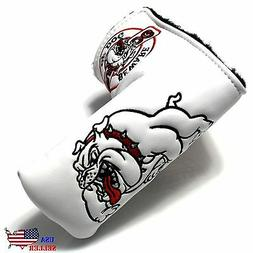 Bulldog Putter Cover Headcover for Scotty Cameron Taylormade