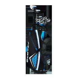 Callaway Mens Strata 19 Complete 12-Piece Steel Golf Club Se