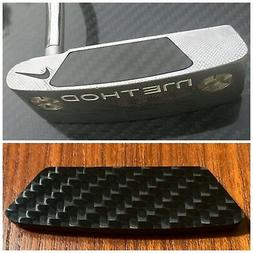 Carbon Fiber Insert by Spry Evo for Nike Method putter, 5mm
