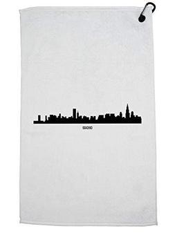 Hollywood Thread Chicago Skyline - Chicago Strong - Illinois