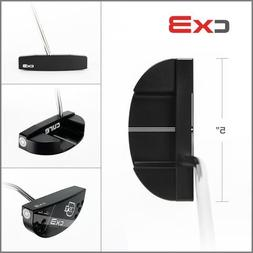 Cure Putters Classic Series CX3 Blade Style Putter with Incr