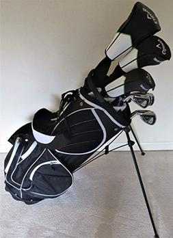 Callaway Mens Complete Golf Clubs - Set with Stand Bag Drive