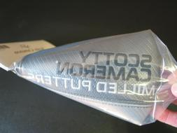 Scotty Cameron Cover All Gray Milled Putters MID Mallet Head