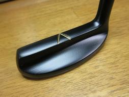 custom julius boros brass putter flat black