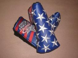 Scotty Cameron Custom Shop Stars & Stripes Blade Putter Head
