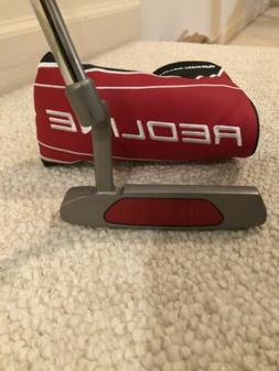 """TaylorMade Daytona Red Line 35"""" Shop Used Right Hand Offse"""