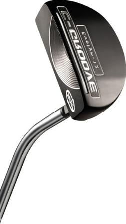 YES Men's Evelyn 12 PVD Golf Putter, 34-Inch, Right-Hand