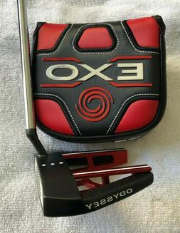 Odyssey EXO #7S putter w/Stroke Lab shaft Pristine Condition