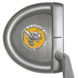 Georgia Tech Yellow Jackets Mascot Logo Putter