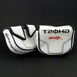 TaylorMade GHOST Tour Manta Mallet Putter Headcover, Center