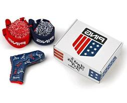 Ping Golf 2019 US Open Championship Putter & Headcover Set o