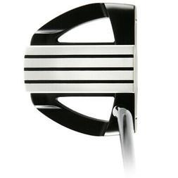 """Bionik Golf 701 Black Mallet Putter,  Black 35"""""""