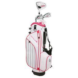 Orlimar Golf ATS Junior Girl's Pink Kids Golf Set