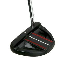 golf black f70 mallet putter 35 black