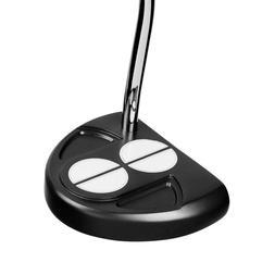 """Orlimar Golf F60 Mallet Putter 35"""" Left Handed Black Red Lar"""
